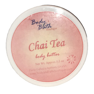 Body Butter - Chai Tea