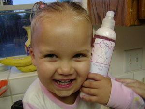 Kids - Pink Fairy Pixie Dust Lotion