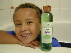 Kids - Lil Dude Body Wash