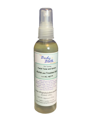 Facial Toner - Acne Toner  with AC.Net