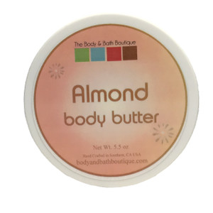 Body Butter - Almond