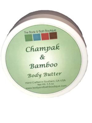 Body Butter - Champak & Bamboo