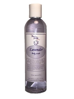 Body Wash - Fresh Lavender