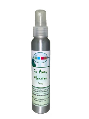Linen Spray - Go Away Monster Spray