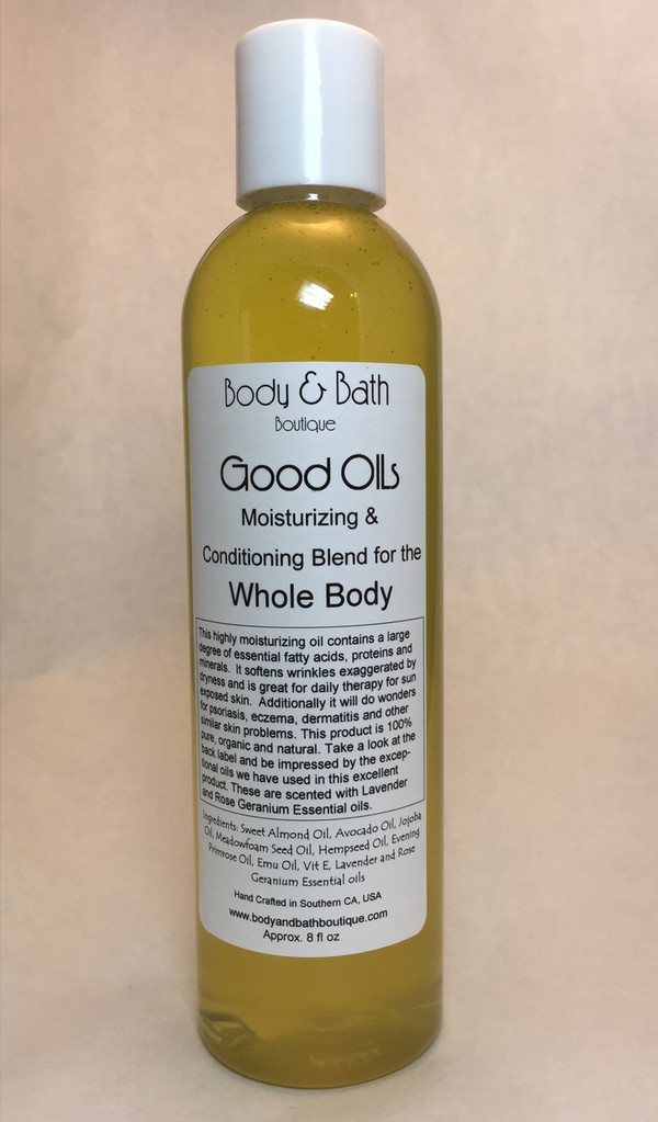 Good Oil - 8 oz