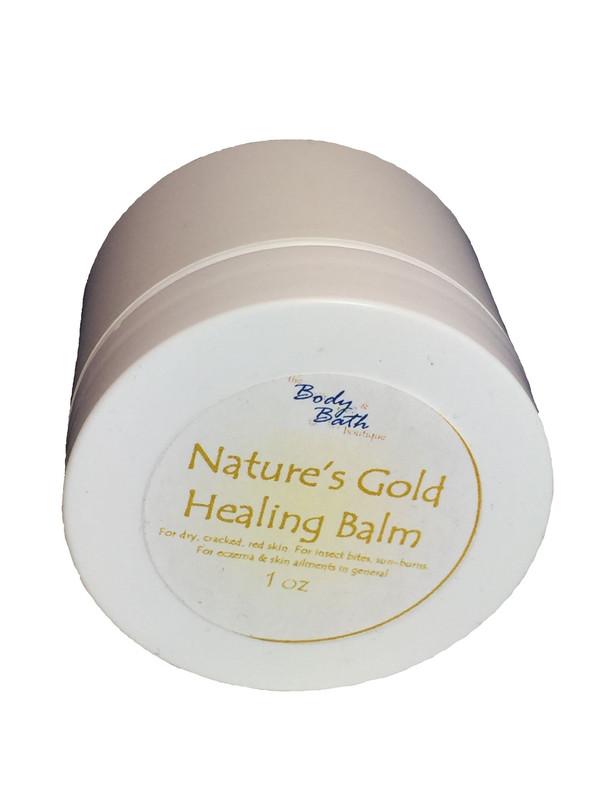 Wellness - Nature's Gold Balm 2oz