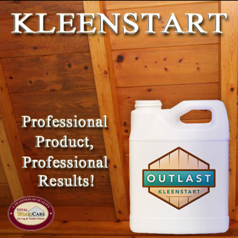 Outlast KleenStart Concentrated Cleaner (quart)