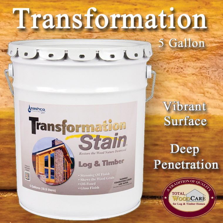 Transformation Stain  (5 Gallon)