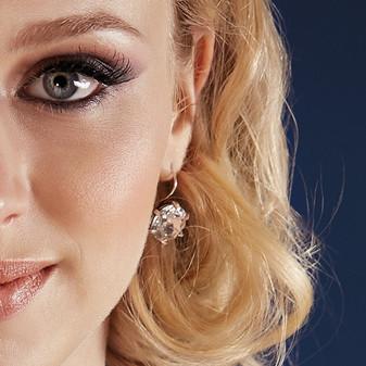 Tough-Luxe Drop Earrings