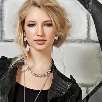 Bold Glam Rock Earrings