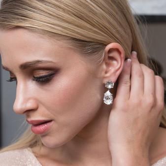 Royale Drop Earrings ( E3184 )