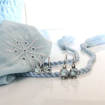 Divinely Cool Drop Earrings
