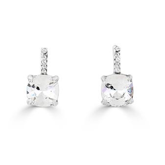 Petite Crystal Premier Drop Earrings