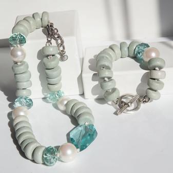 Beach Babe Bracelet - B1612 - 22cm - R499