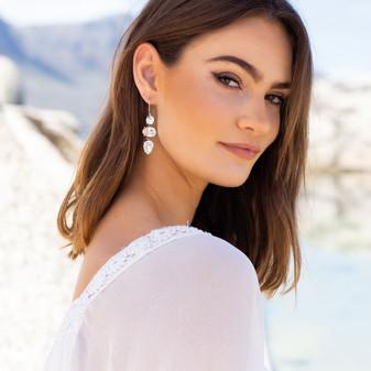 Island Elegance Drop Earrings