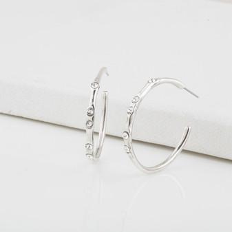Kati Hoop Earrings (E2497)