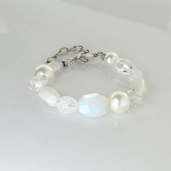 White Opal Magic Bracelet