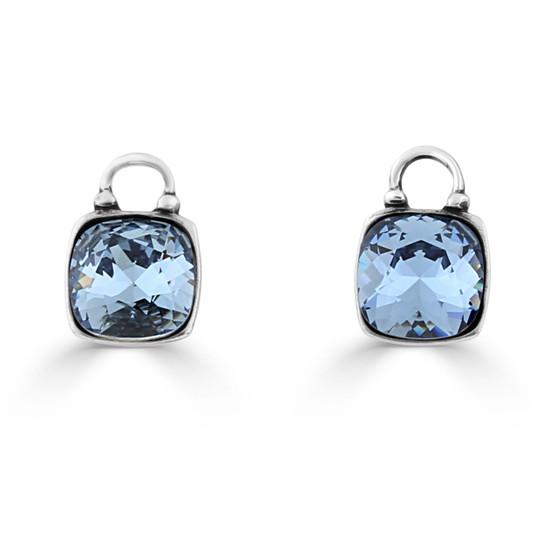 Denim Love To Love Earrings