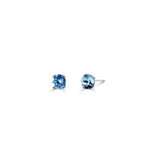 Aquamarine Stud Earring (E4514)-R199