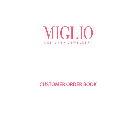 Customer Order Book ( S001 )