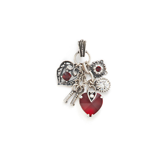 Love Angel Pendant (EN489)