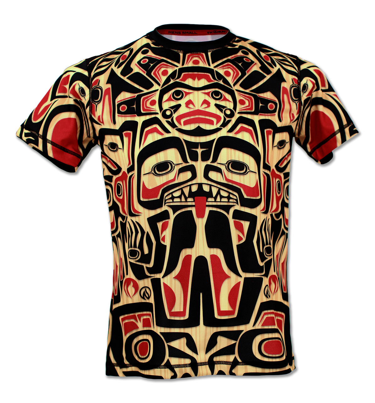 Mens Haida Running Shirt And Athletic Clothing