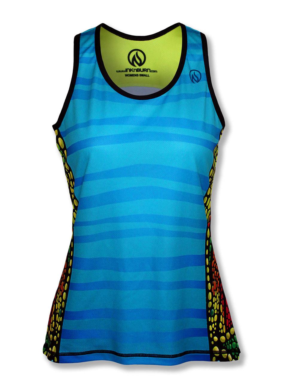 063bf8d699ad03 Women s Chameleon Singlet or Tank for running