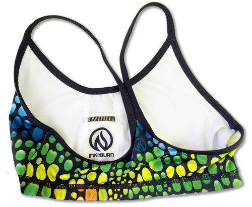 875b596ad0653 ... Women s Chameleon Sports Bra Back   Inner Pocket