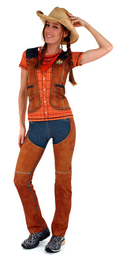 d94867fbca784 ... INKnBURN Women s Western Kit (Hat not included) ...