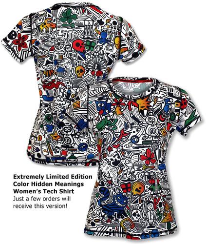 f07706d2a46 Inknburn women hidden meanings athletic shirt for running gym jpg 423x500 Hidden  shirts