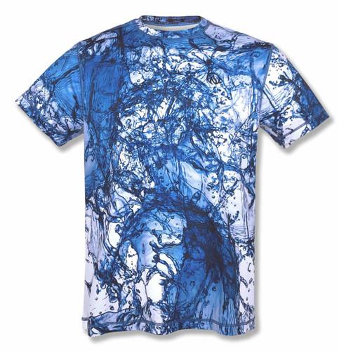 5dad04153951 INKnBURN Men s Splash Tech Shirt for running