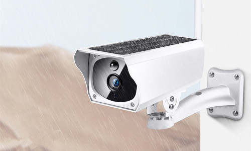 RSL Pro Solar Powered Outdoor waterproof Security Camera