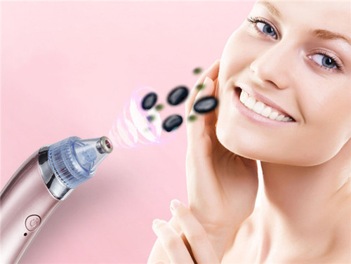 Handheld Electric Blackhead remover and pore cleaning device