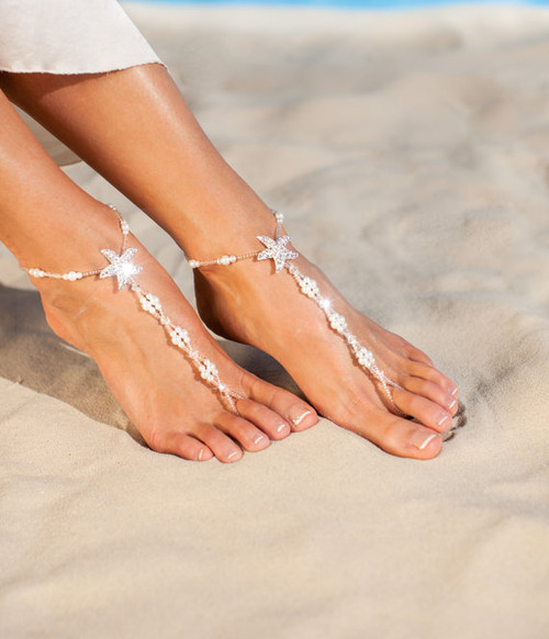 Fancy Anklets in multi-design