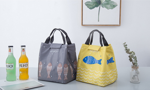 Delight fish Thermal Cooling Lunch Bag in Choice of Colour
