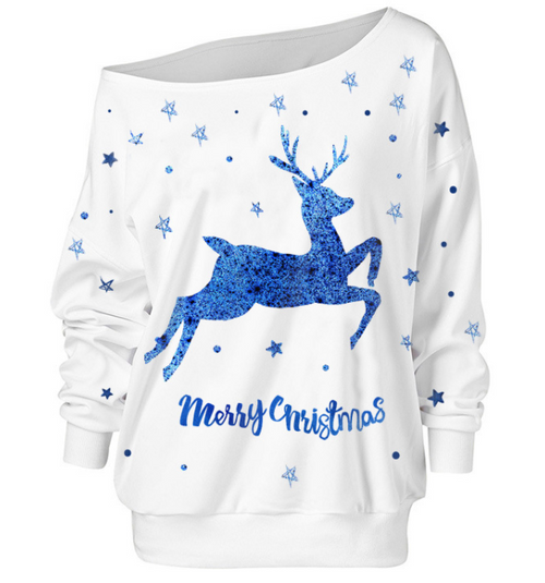 Christmas Reindeer Jumper