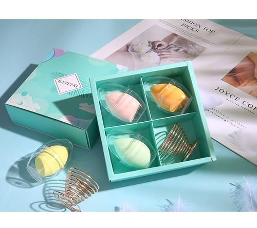 Beauty Foundation Blending Makeup Sponge puff gift set