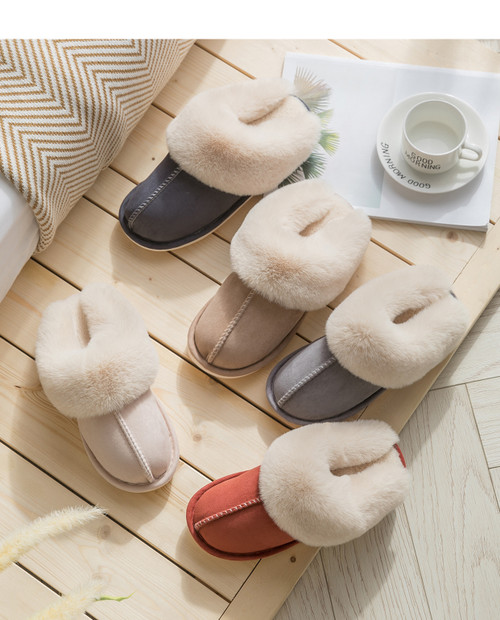 Luxury Winter Warm slippers
