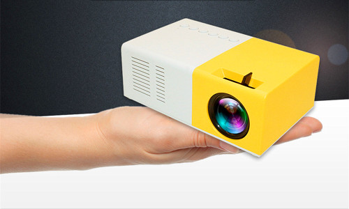 Mini HD1080P Multi-Media Projector