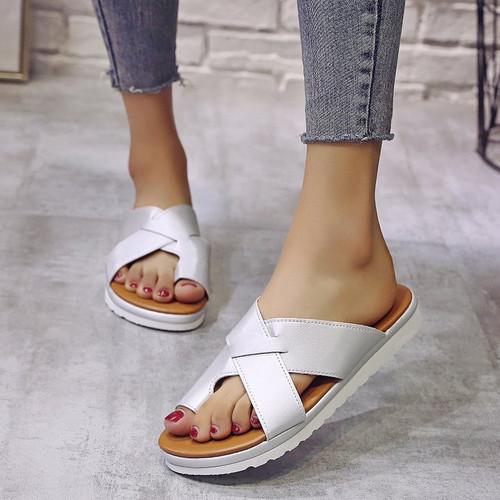 Women's Platform Cross Sandal