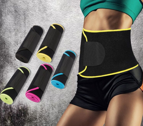 Weight Loss  Waist Trimmer sauna Belt