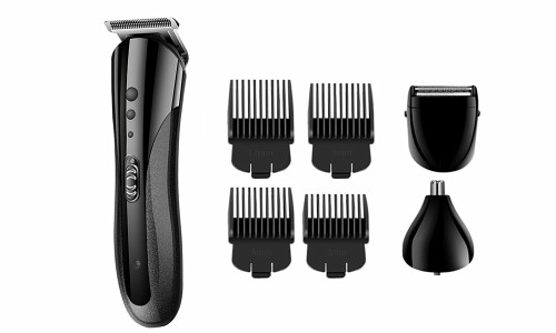 3in1 Multi-function Eletric Cordless Hair Clipper, Trimmer and Razor