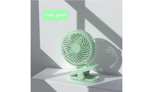 Dormitory desktop mini creative clip fan portable