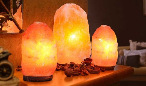 Himalayan Salt Lamp - Natural Method in Relieving Asthma and Allergy Symptoms