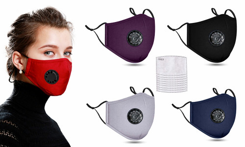 Filter Mask with 10 filters-LA