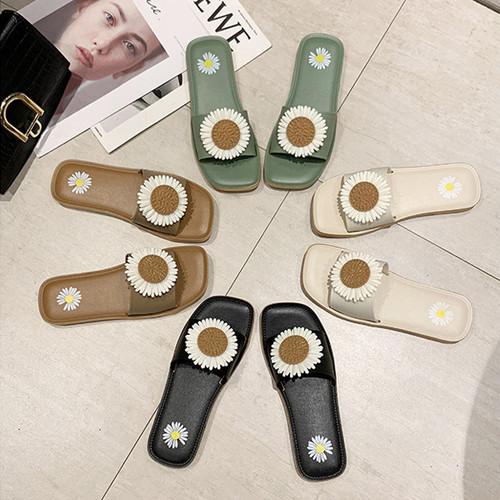 Daisy soft bottom slippers