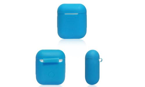 Protective shell Apple earphone sleeve earless silicone sleeve-LA