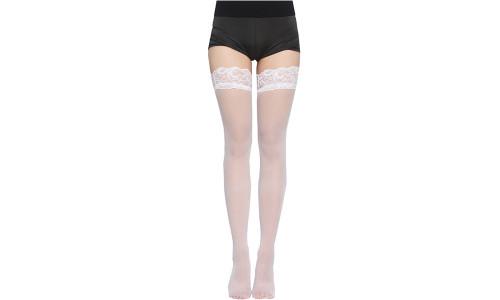 3pcsLadies over-knee socks, stockings, lace, women's socks, ultra-thin thigh socks-La