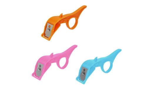 Multi-function ring fruit peeler plastic orange peeler apple peeling knife-La