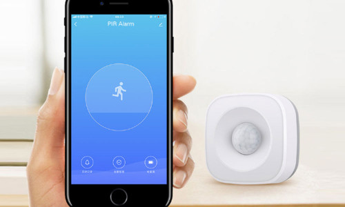 wifi infrared detector smart home wifi human infrared sensor